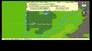 Amiga Retrospective - War in Middle Earth