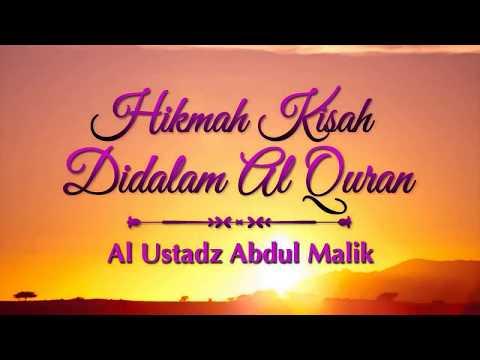 Hikmah Kisah di Dalam Al-Quran