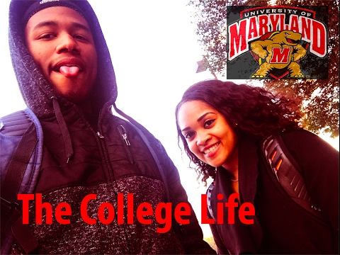 University of Maryland Visit | Vlog