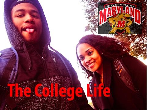 University of Maryland Visit | Vlog