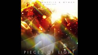 Dimitri Vangelis & Wyman feat.- Pieces of Light VS Franky Rizardo- Elements (Hardwell) (Eich Mashup)