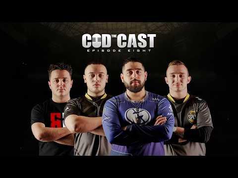 THE CODCAST #8 WITH SKRAPZ, JOSH, ZERO AND MADCAT