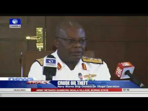 Nigerian Navy Warns Ship Owners Against Illegal Operation -- 02/09/15