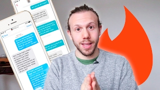 How to be Interesting with TEXT and TINDER | TINDER BREAKDOWN