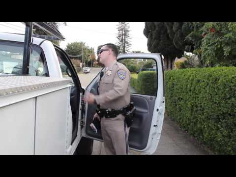 CVTV COPS:  Behind the Badge with CHP on 12/6/16
