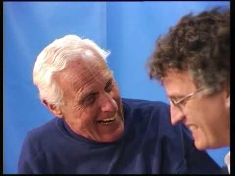 Willem Oltmans met Luc Sala 1997 voorbij de journalistiek