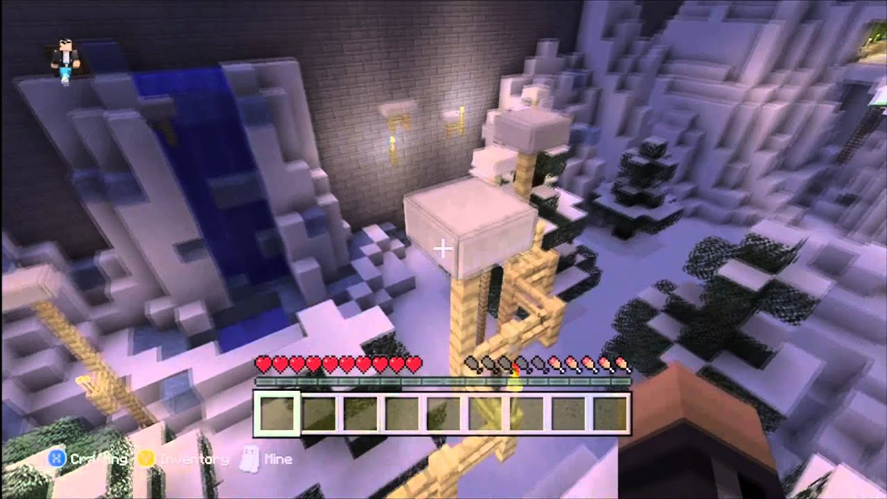 parkour seeds for minecraft xbox 360