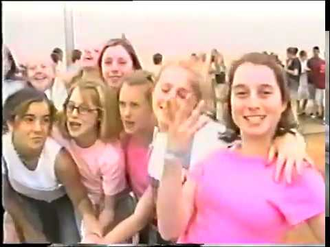 Allcott Middle School 2000 7th Grade Video Rock Version