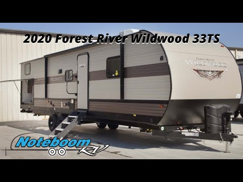 (sold)-2020-forest-river-wildwood-33ts-tour---noteboom-rv