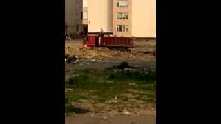 Тараз каласы Байтерек молтек ауданында (13 мкр) калалык мусорасвалка пайда болды...(, 2016-04-30T18:44:43.000Z)