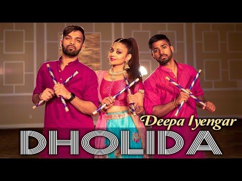 Dholida | LOVEYATRI | Deepa Iyengar Choreography | Garba Raas Bollywood Dance