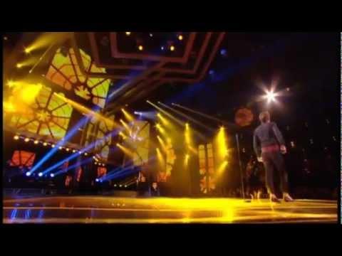 FULL Tyler James  Higher Love  Show 1 The Voice UK