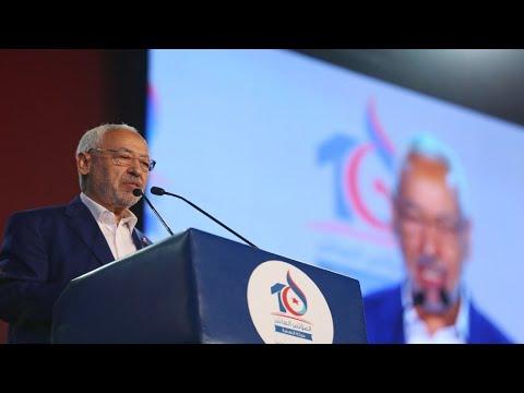 تونس: زعيم حركة النهضة راشد الغنوشي يترشح لأول مرة للانتخابات التشريعية