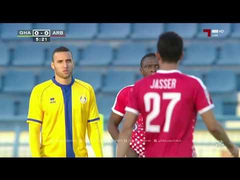 مباراة   الغرافة 3 1 العربي دوري نجوم QNB