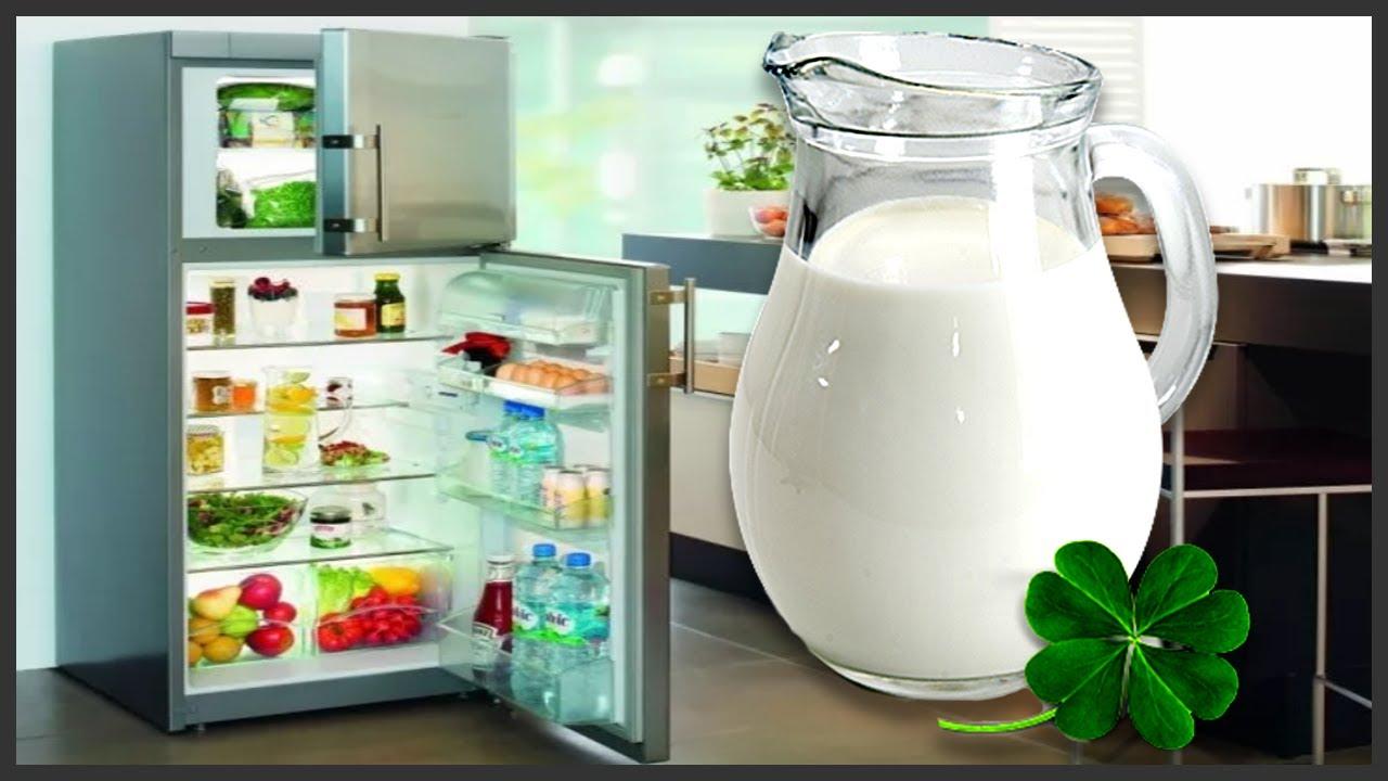 Как хранить молоко коровье, козье, соевое, кокосовое, сухое