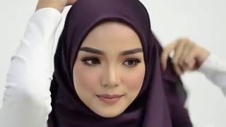 EID Tutorial Hijab 2018 - Part 7 - لفات حجاب للعيد