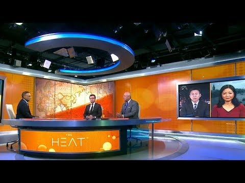The Heat: China's increasing global role Pt. 1