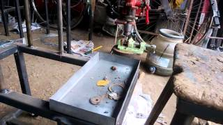 magnetic chip collector for lathe mechanical engineering project topics