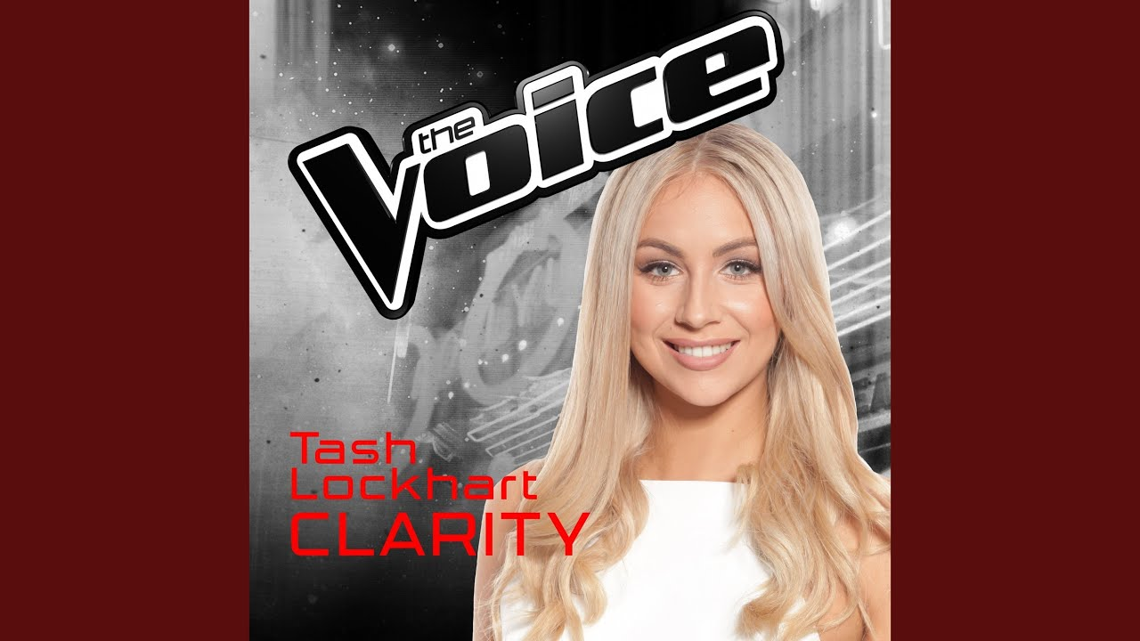 clarity the voice australia 2016 performance youtube. Black Bedroom Furniture Sets. Home Design Ideas