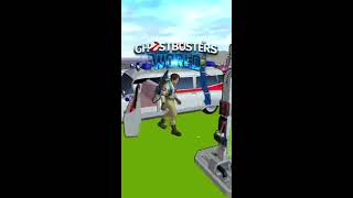 Ghostbusters World Gameplay Footage - San Diego Comic-Con 2018