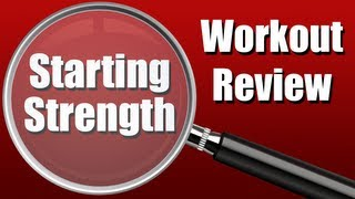 Starting Strength Programm Review