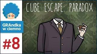 Cube Escape: Paradox PL #8 | Twarzą w twarz ze spaczoną duszą