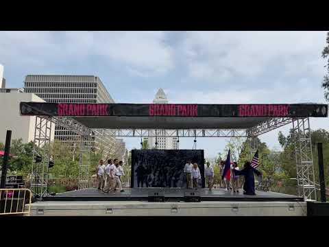 v a l o r —Grand Park's Our LA Voices 4/27/19