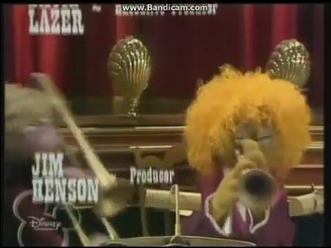The Muppet Show - Ending with Chris Langham (Disney Channel Version)