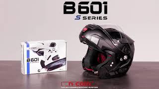 N-Com B601 S on Nolan N90-2