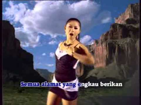 ALAMAT PALSU - RATNA ANTIKA [Karaoke Video]
