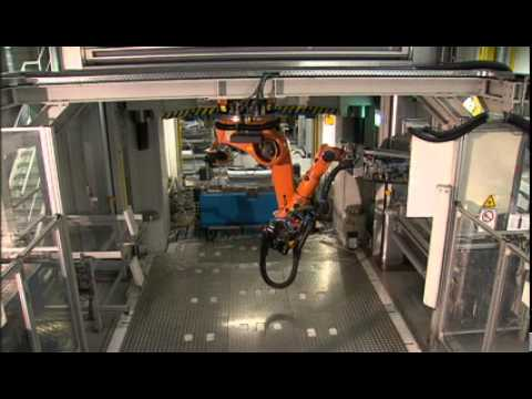 BMW CFRP (Carbon Fiber Reinforced Plastic) Manufacturing Plant and Process
