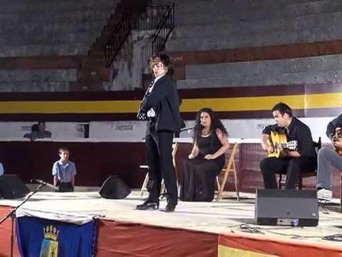 ZAFRA, (PLAZA DE TOROS 1--6--2013)  FESTIVAL