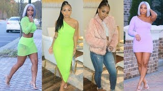 HOW to SLAY in Your FASHION NOVA clothing |  TRY ON HAUL