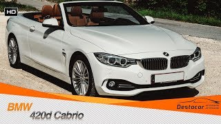 BMW 420d Cabrio Luxury /// Автомобили из Германии