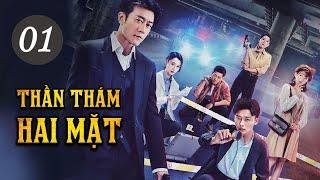 THẦN THÁM HAI MẶT - Tập 01 | Phim Bộ Phá Án Trung Quốc Siêu Hay 2021 | MangoTV Vietnam