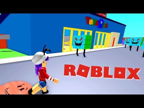 ESCAPE TOYS R US IN ROBLOX OBBY   RADIOJH GAMES