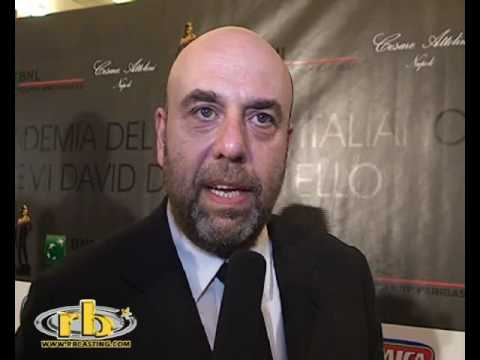 PAOLO VIRZÌ - commenti sul progetto RB Casting - WWW.RBCASTING.COM