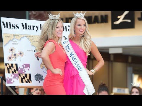 Miss Maryland Opening Ceremony 2015 in 4k UHD