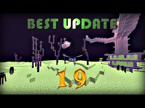 1.9 Full Review: COOLEST Minecraft Update Ever!