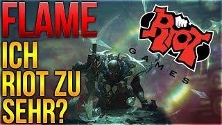 Flame ich Riot ( Pyke ) zu sehr? [League of Legends] [Deutsch / German]