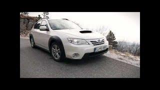 Обзор Субару Импреза XV 2011 года.  Subaru Impreza XV 2011