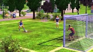 The Sims 3 Seasons Announce Trailer