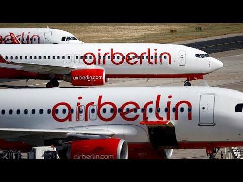 Almanya: Air Berlin iflas açıkladı