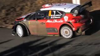 Video oficial Street Stage Mexico City WRC México 2017