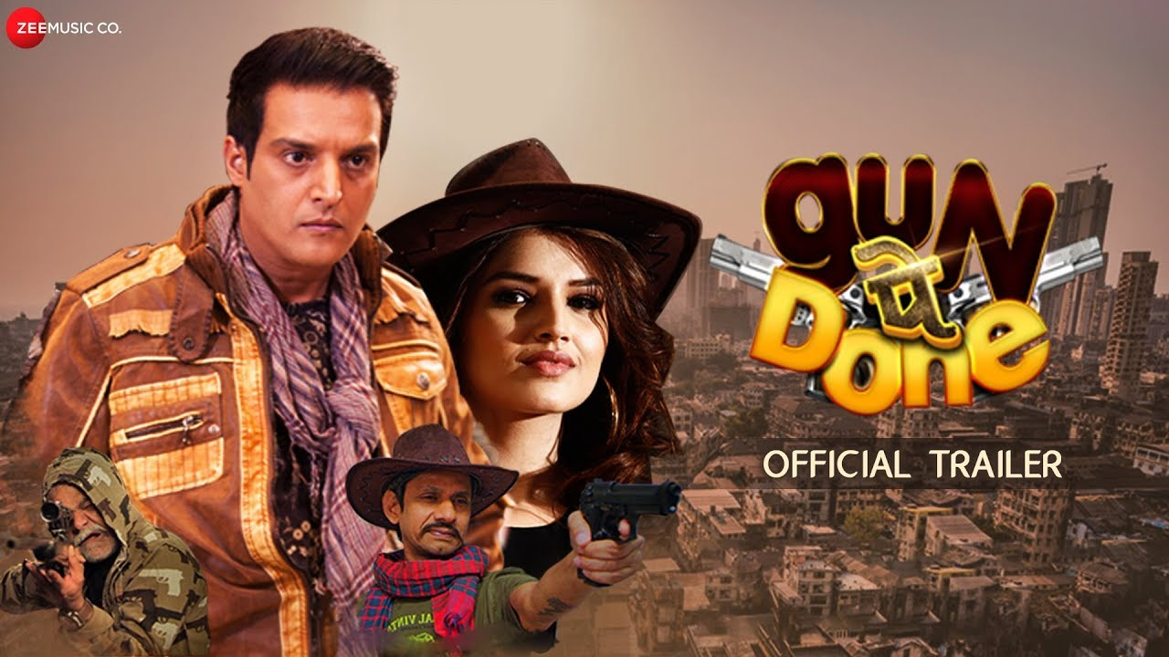 Gun Pe Done - Official Trailer | Jimmy Shergill, Tara Alish Berry, Sanjay Mishra, Bidita Baig