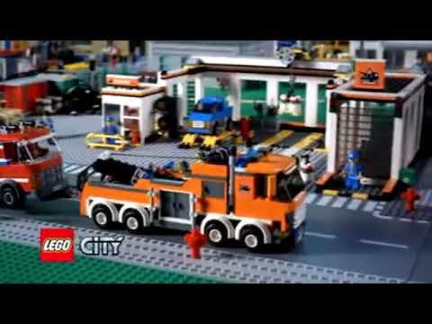 LEGO 7642 Garage - LEGO City - YouTube