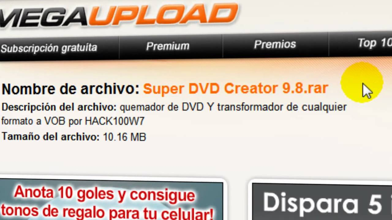 super dvd creator full descargar musica