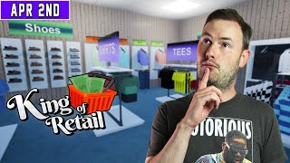 Sips Plays King of Retail! - (2/4/21)