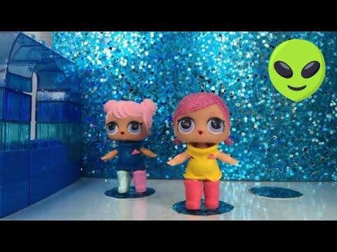 LOL Surprise! | L.O.L Trek: Episode 1: Animal Planet | Stop Motion Video 👾