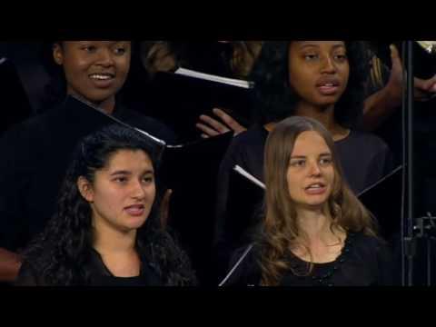 GYC 2015 - Watch Ye Saints (Hartland Three Angels Chorale)